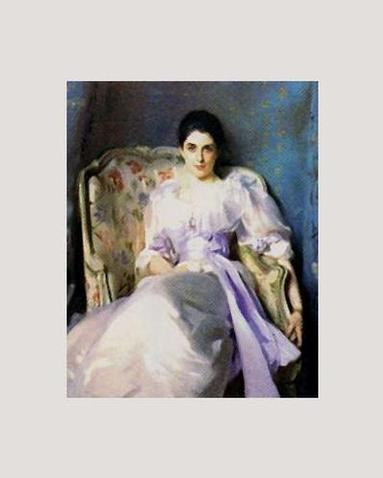 Lady Agnew by Sargent